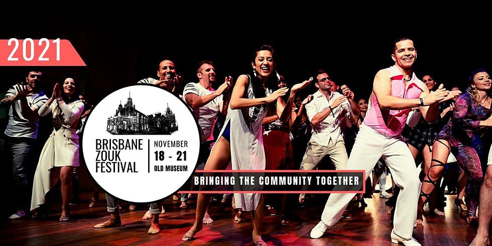 Brisbane Zouk Festival   18th - 22nd Nov 2021