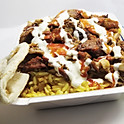 Saturday Special - Shawarma with Rice