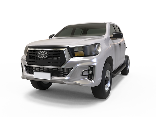 2020 Toyota Hilux Dual Cab