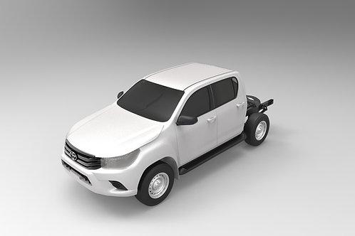 2016 Toyota Hilux Dual Cab