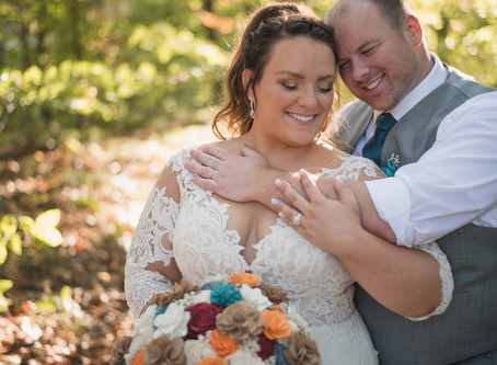 Gorgeous Fall Wedding at The Barn at Timber Ridge