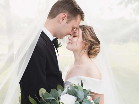 Elegant Wedding in Southern Indiana