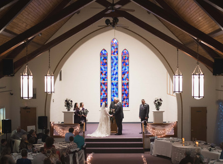 Arts Sanctuary Wedding