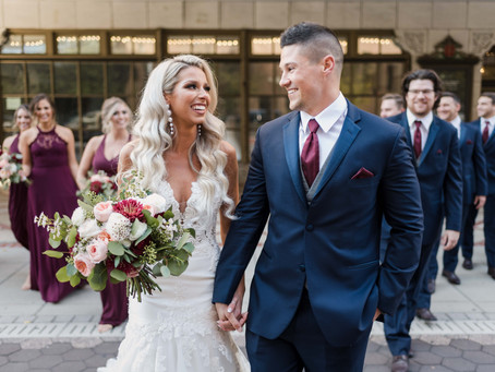 Wedding at Indiana Roof Ballroom