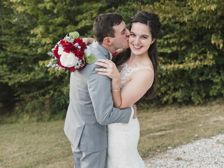 Summer Wedding at The Barn at Timber Ridge