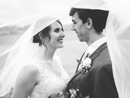 Spring Wedding at The Loft at Walnut Hill Farm