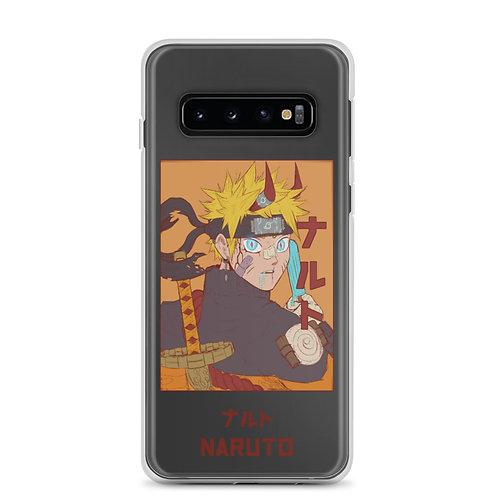 Naruto Samsung Case