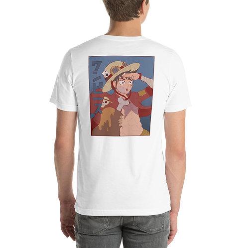 One Piece Short-Sleeve Unisex T-Shirt
