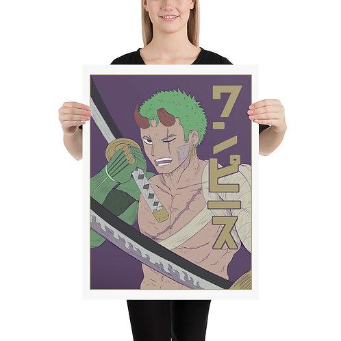 Zoro Poster