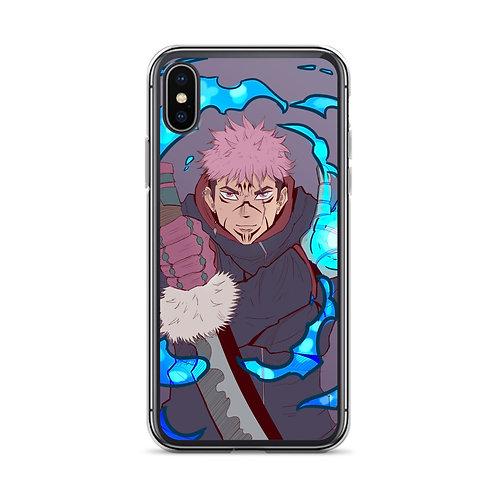 Itadori, Jujutsu Kaisen, iPhone Case