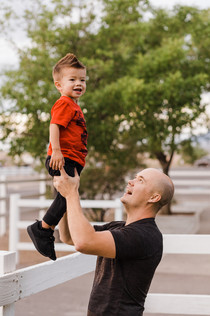 Amazing father and toddler son photo ideas