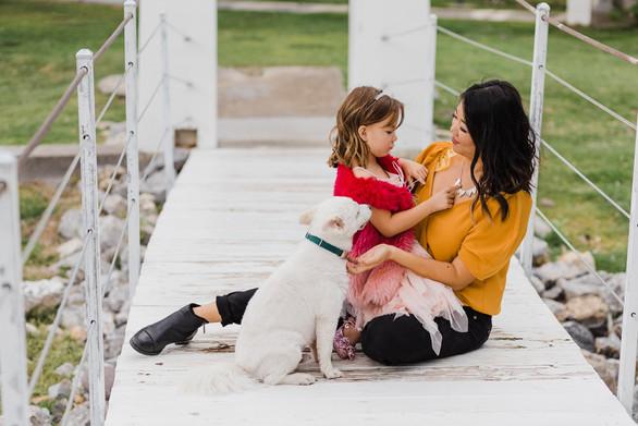 Beautifuly, natural family photography