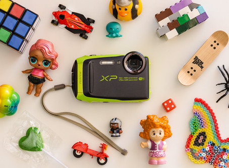 What Happens When You Give a Kid a Camera? | Las Vegas Family Photography