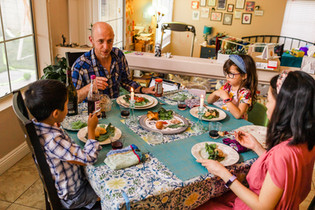Passover dinner