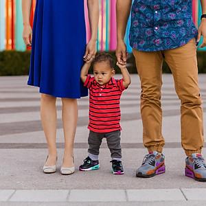 Symphony Park Family Session