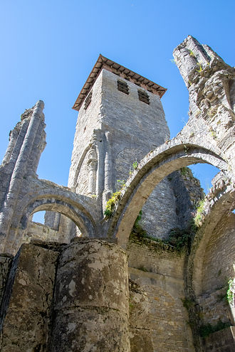 Découverte de l_Abbaye de Marcilhac Lot