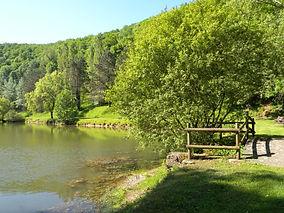 Lac Labarthe Caylus crédit photo CPIE Qu