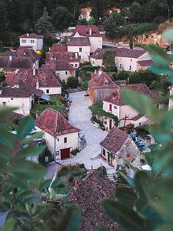 Village de Sainrt-Cirq-Lapopie Lot Touri