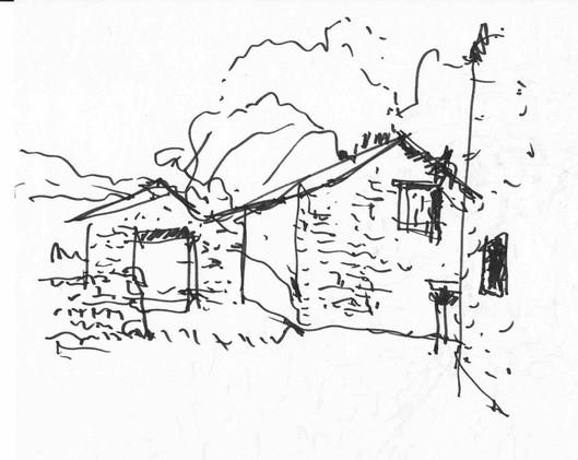 Village in Pirineos