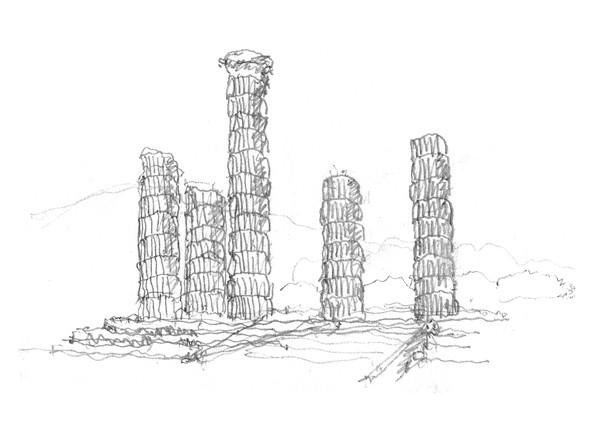 Temple of Apolo, Delphi