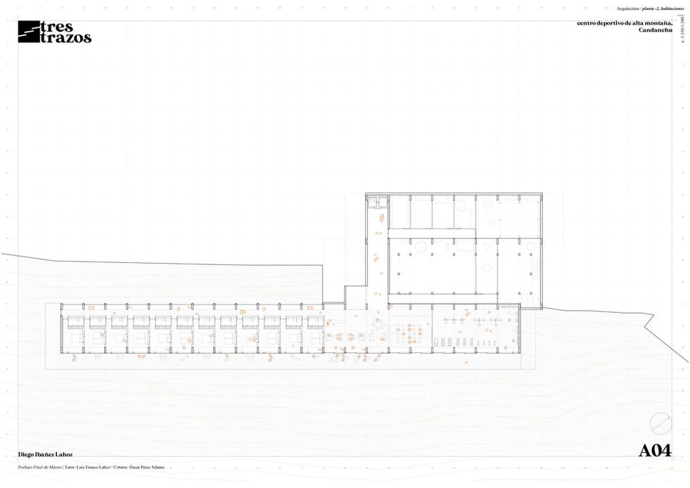 planta -2 / floor -2