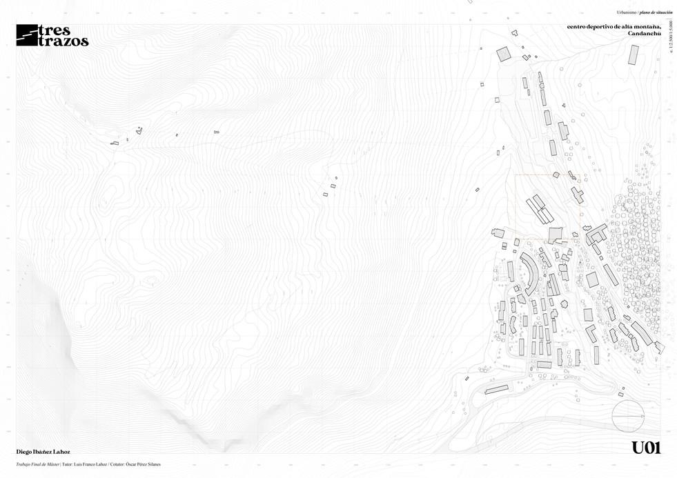 plano de ubicación / location map