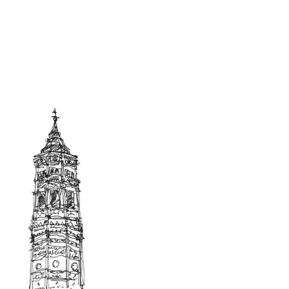 Torre de Santa María la Mayor, Calatayud