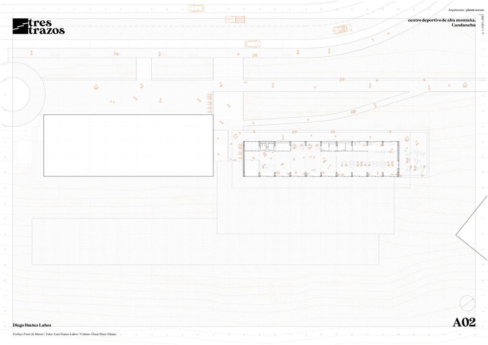 planta calle / floor plan