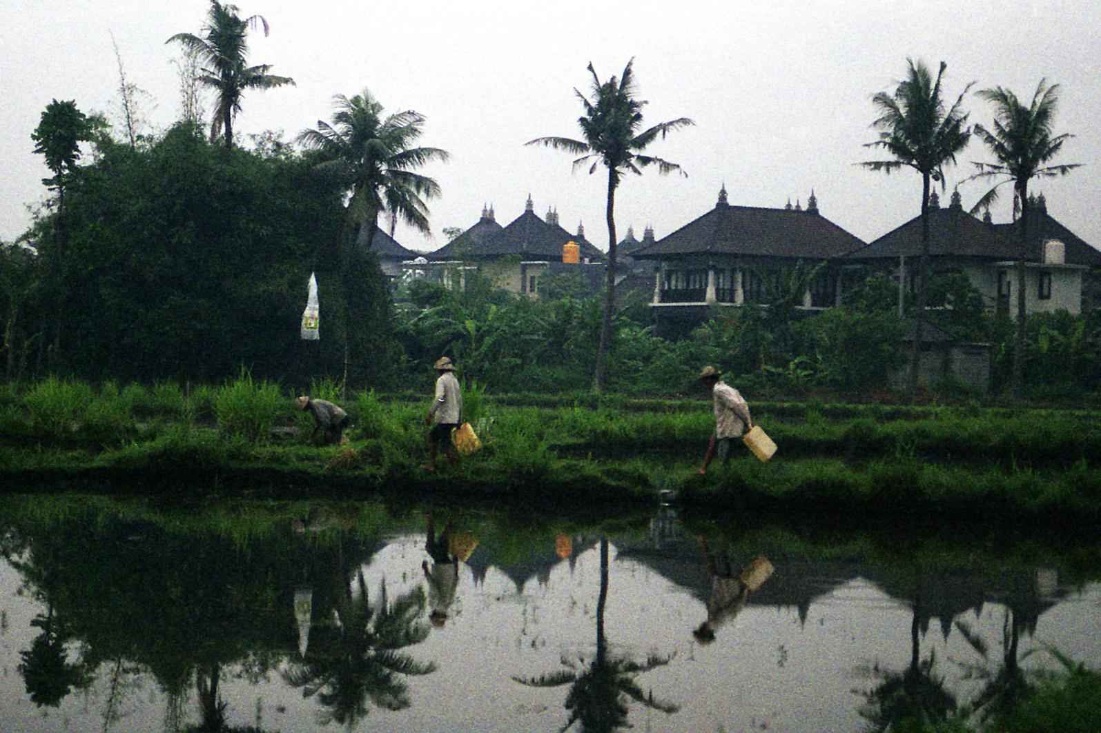 River Men, Bali