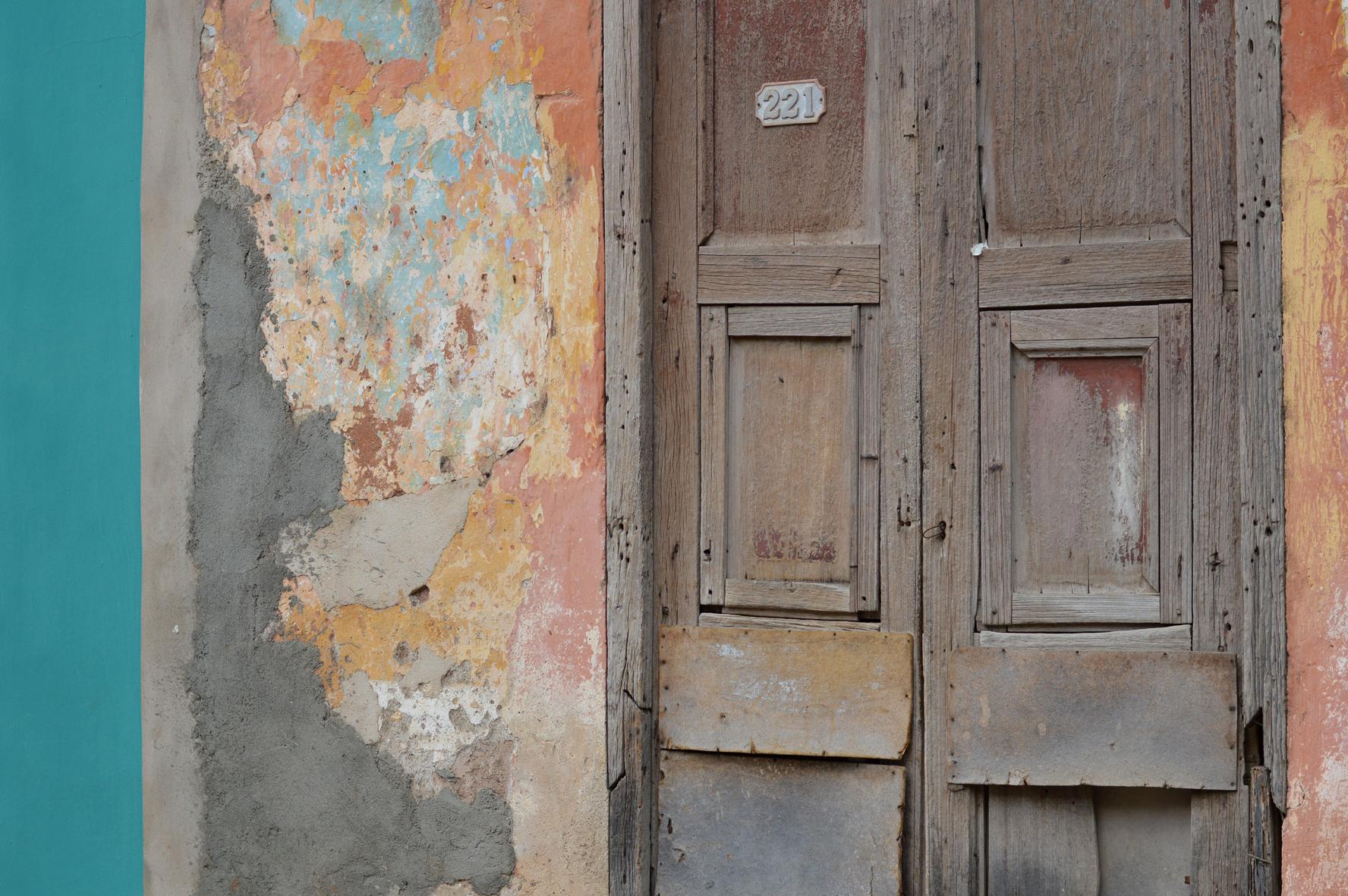 Puerta Colorida