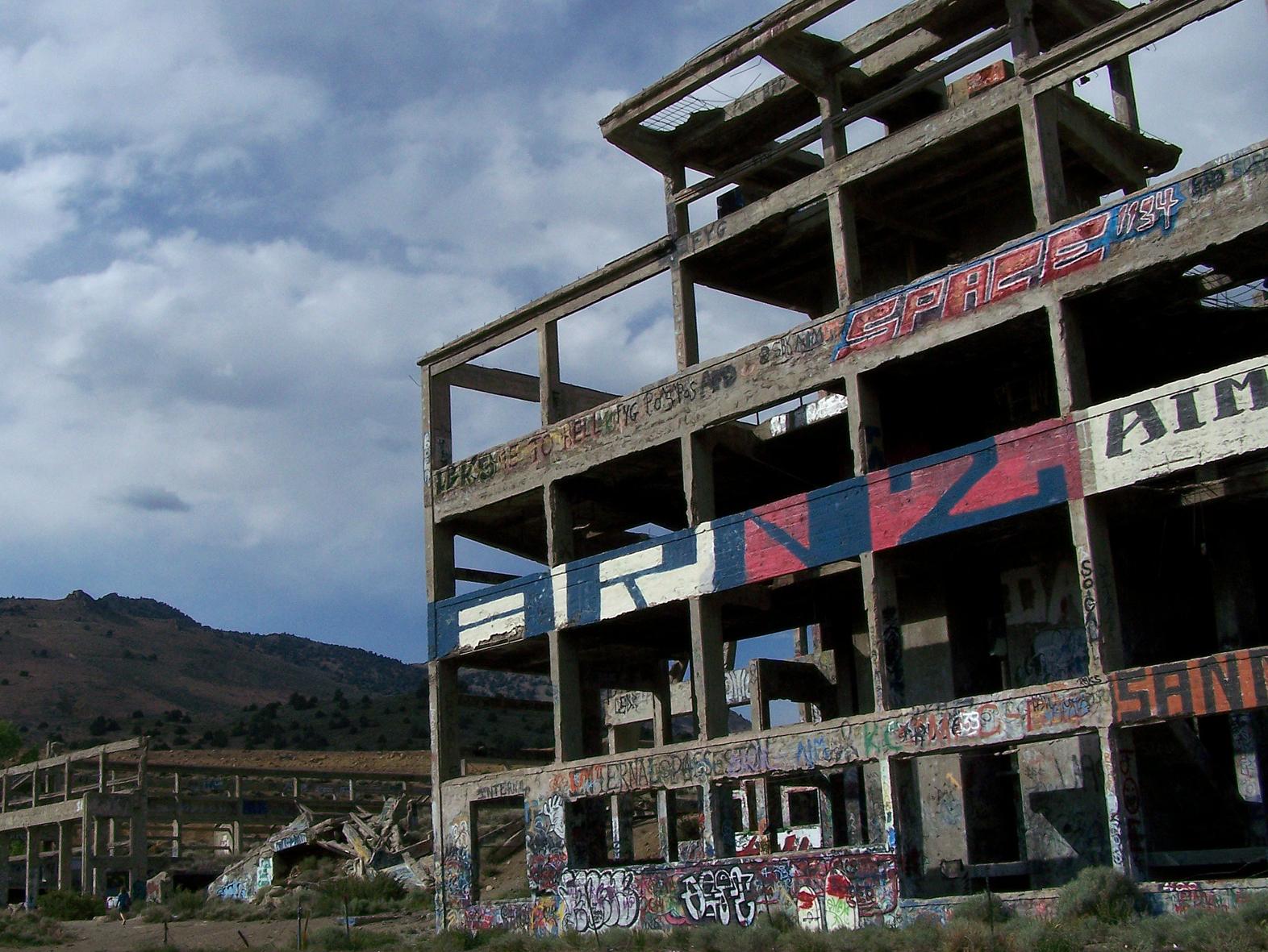 Cyanide Factory l
