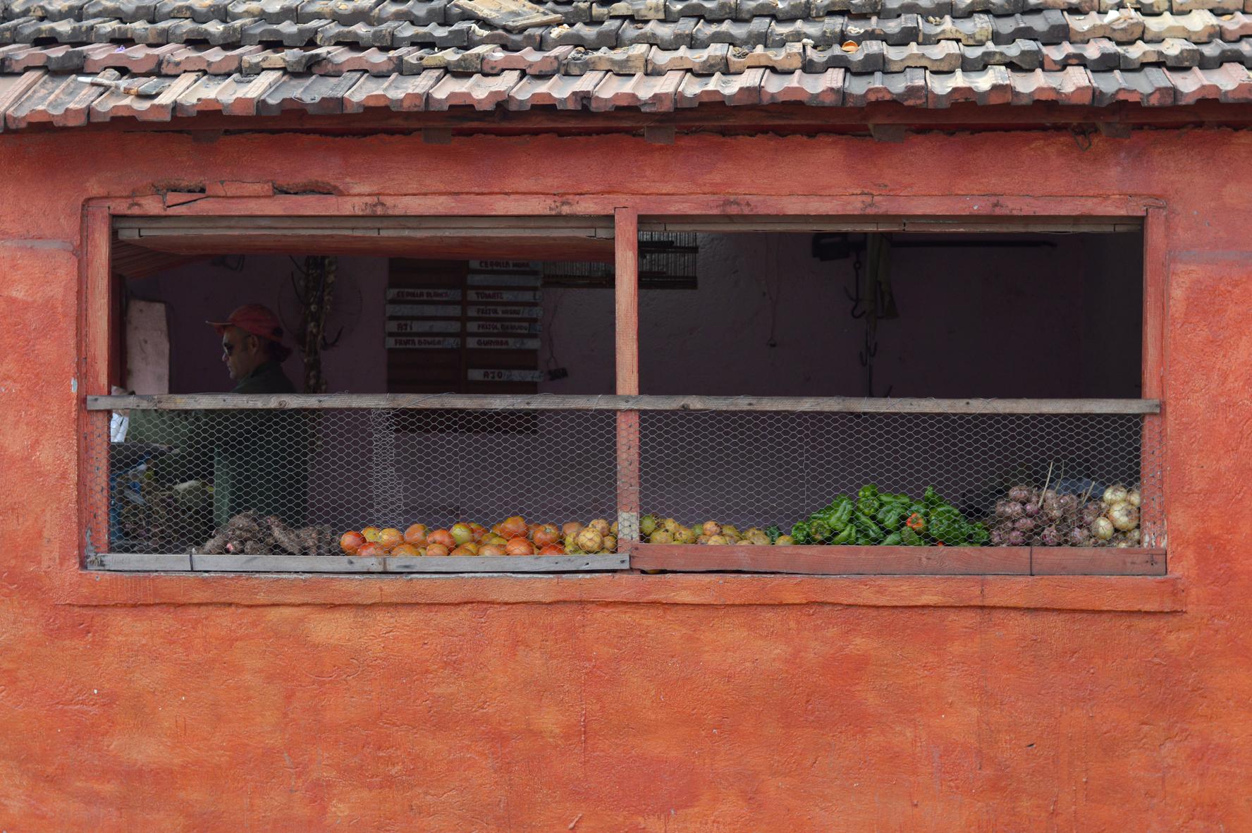 Terracotta Fruit Shop