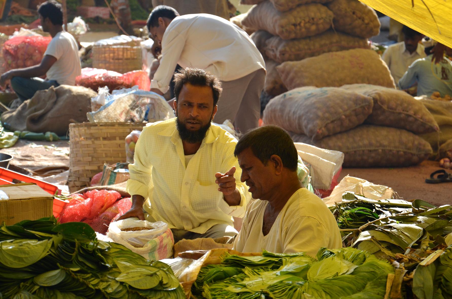 Stern Words, Chaudi Market