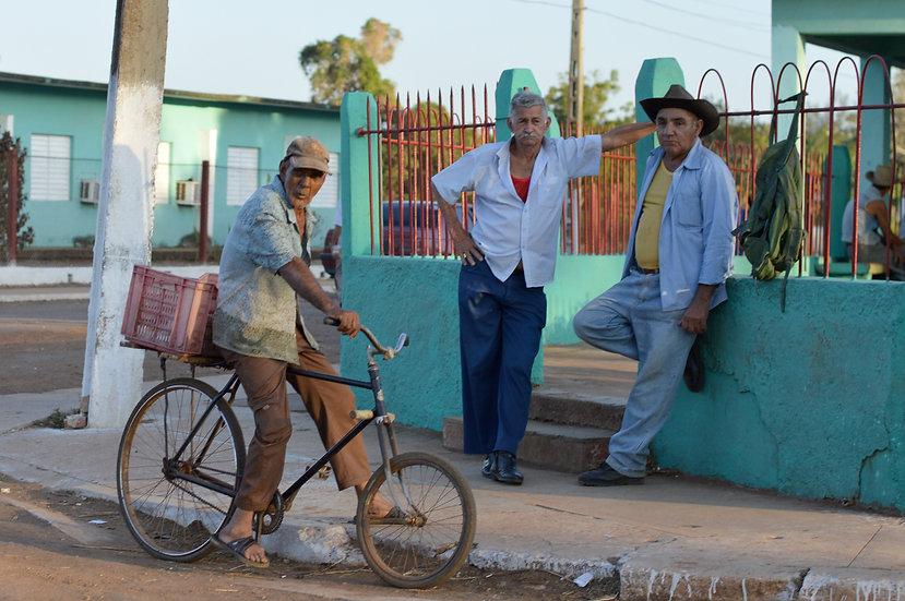 Hombres Cubanos II