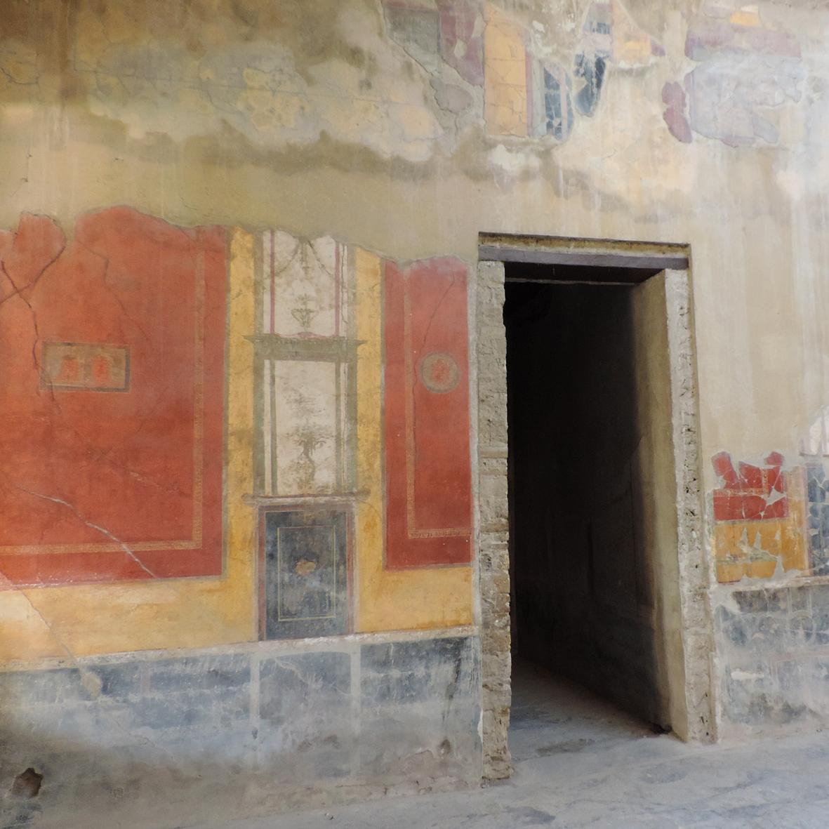 Ancient Beauty Of Pompeii