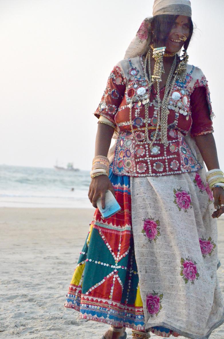 Keralan Lady