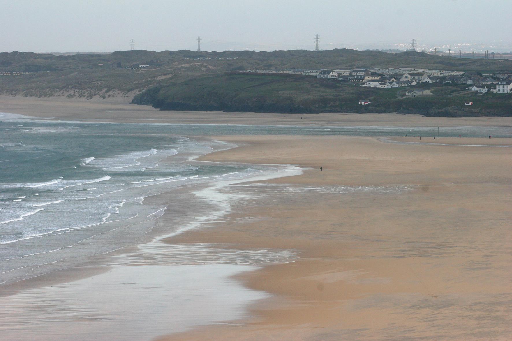 Looking Across Carbis Bay