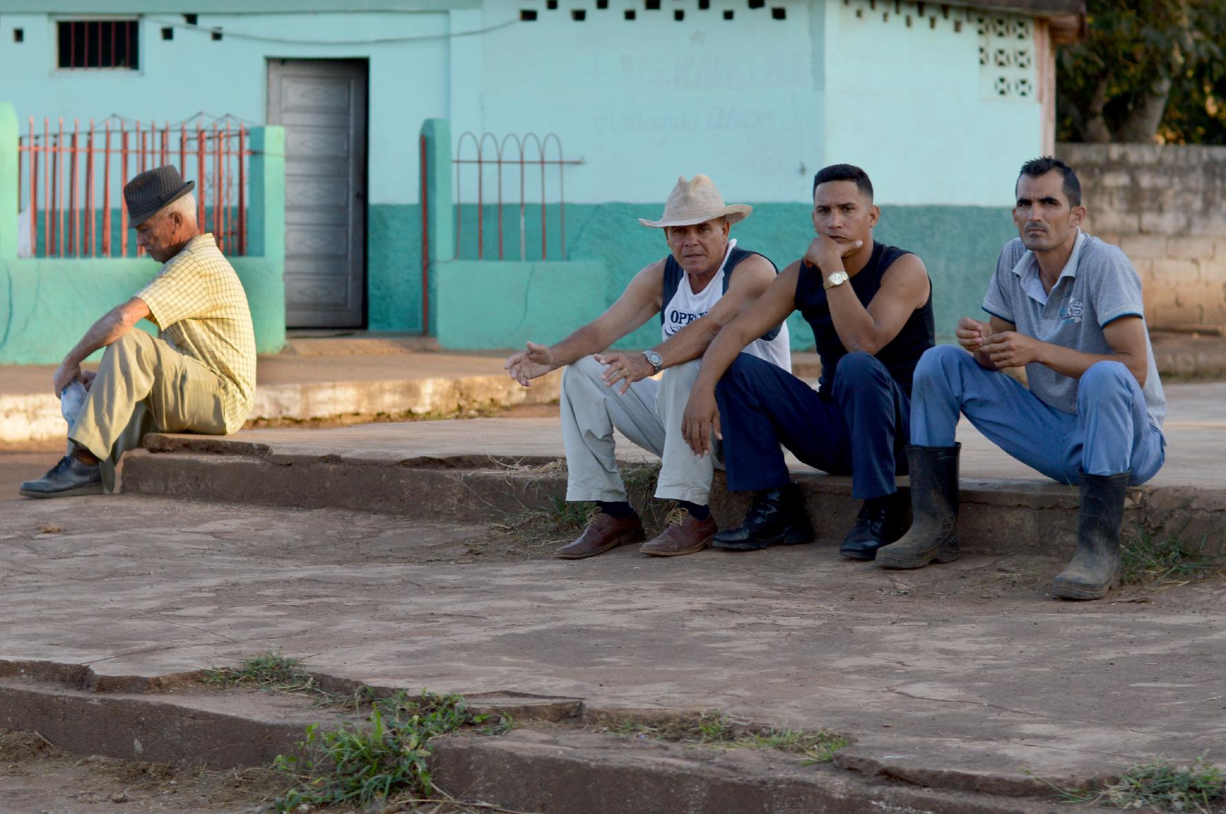 Hombres Cubanos l