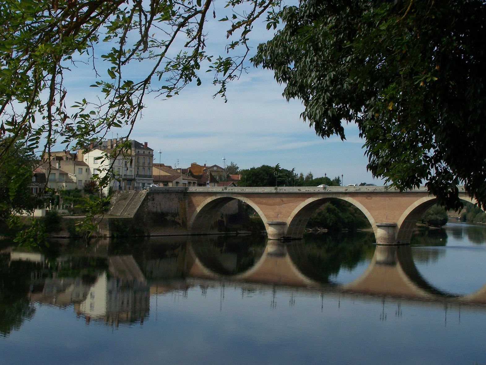 Old Bridge, Toulouse