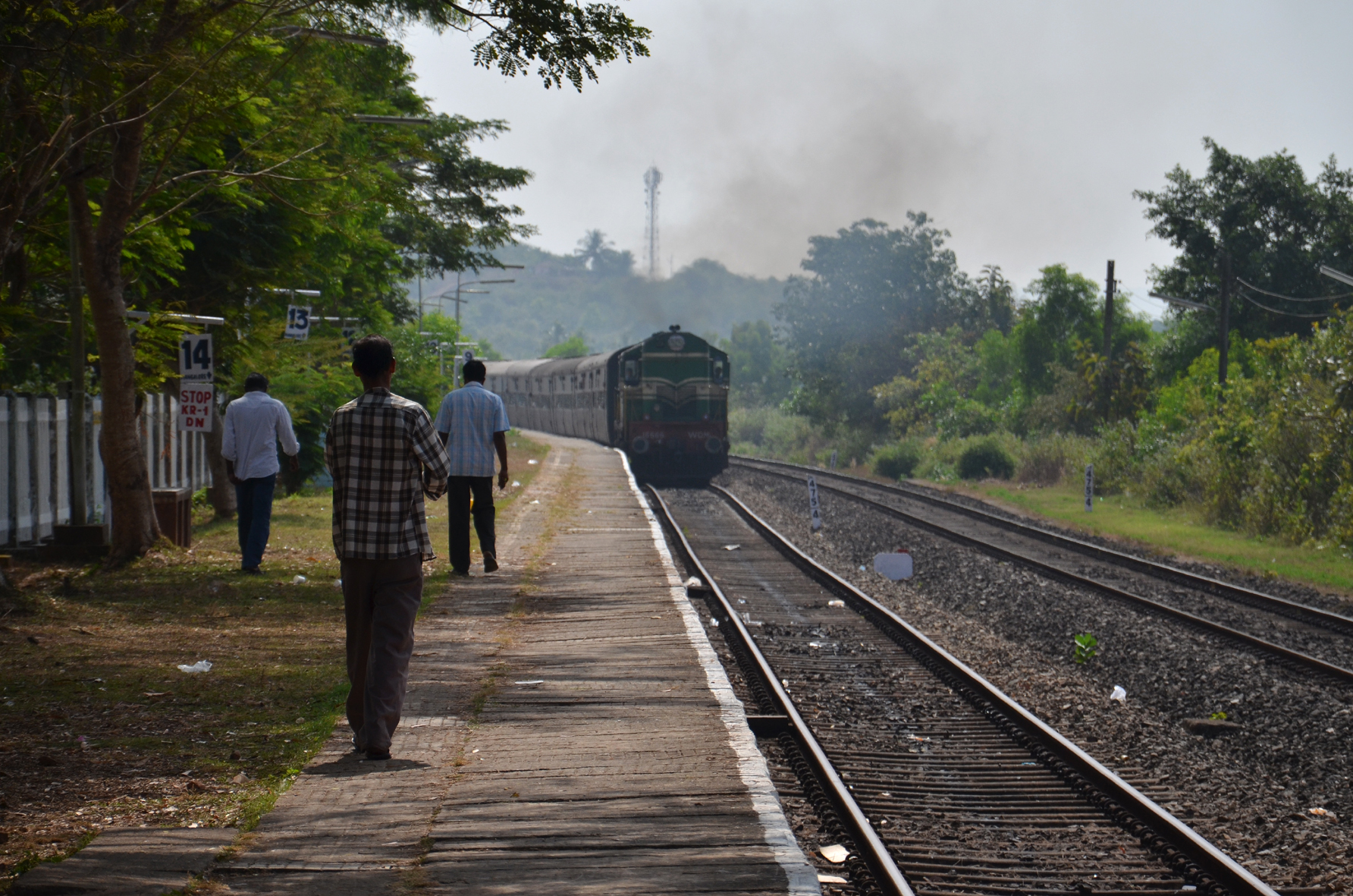 Train To Margao