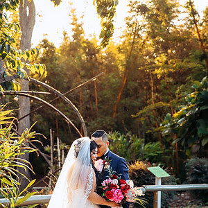 San Diego Botanic Garden Weddin