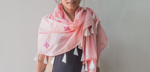 Baby Pink scarf