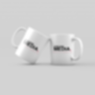 company branded mugs london creative design agency