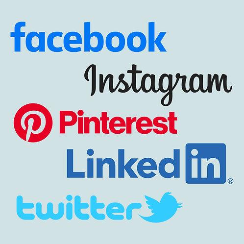 Social Media Profile Artwork