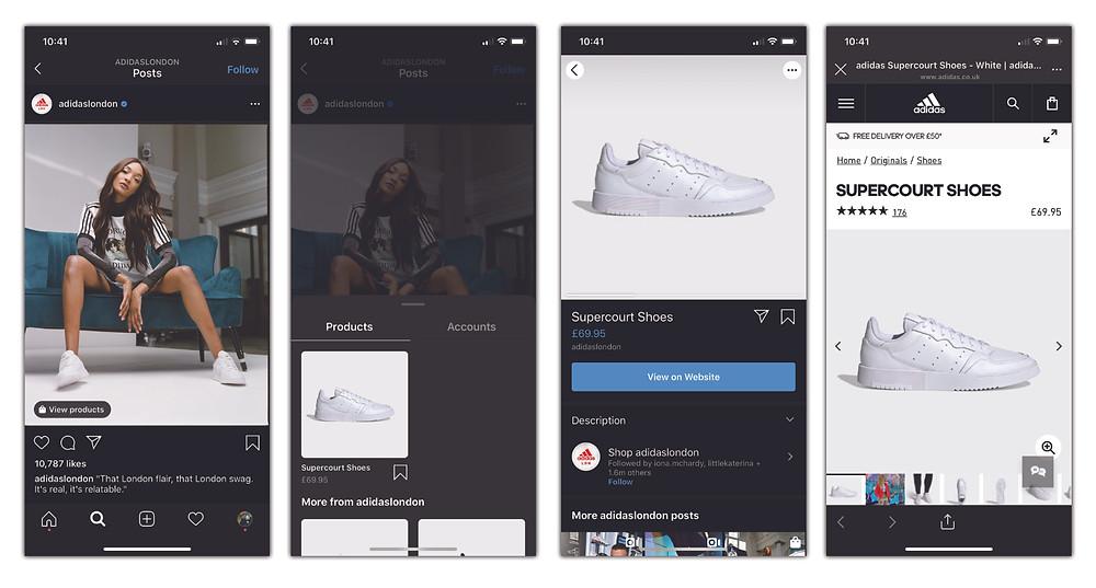 love that media Instagram social media e-commerce creative agency digital marketing