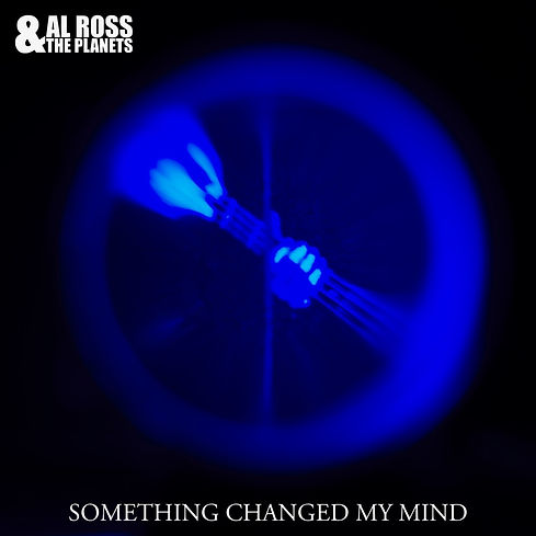 Al Ross  Someting Changed my mind  Cover