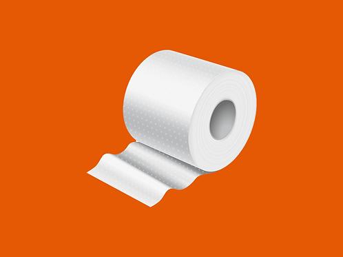 4 Pack Toilet Paper