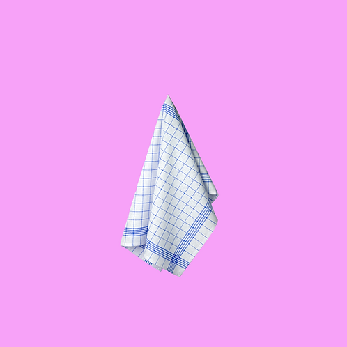 Kitchen Towel with Dish Rag