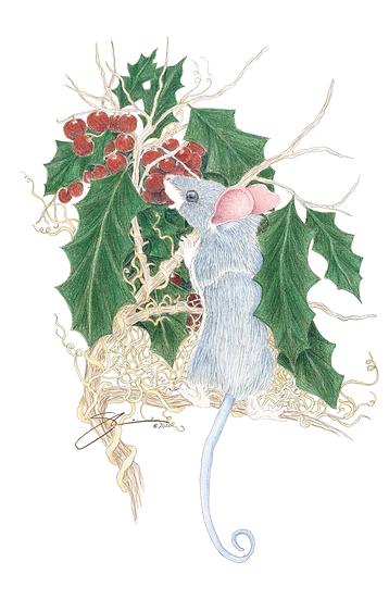 Embrace Joy, The Holiday Mouse