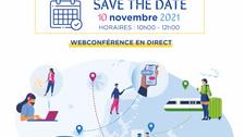 Webconférence : La mobilité des apprentis avec le programme Erasmus+ - le 10 novembre 2021